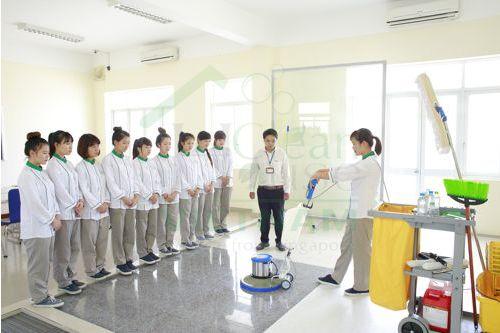 Dịch vụ vệ sinh huyện Học Môn TP. HCM