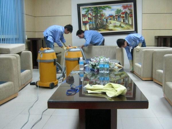 Dịch vụ giặt ghế shofa giá rẻ