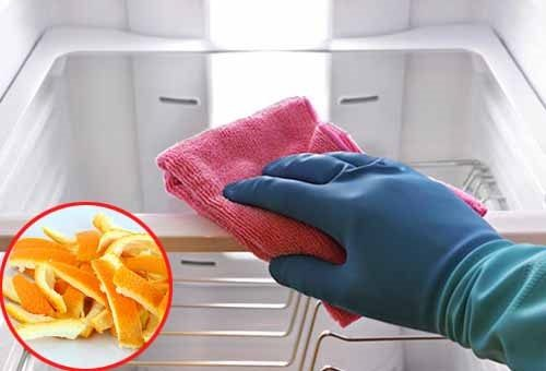 Mẹo khử mùi hôi tủ lạnh