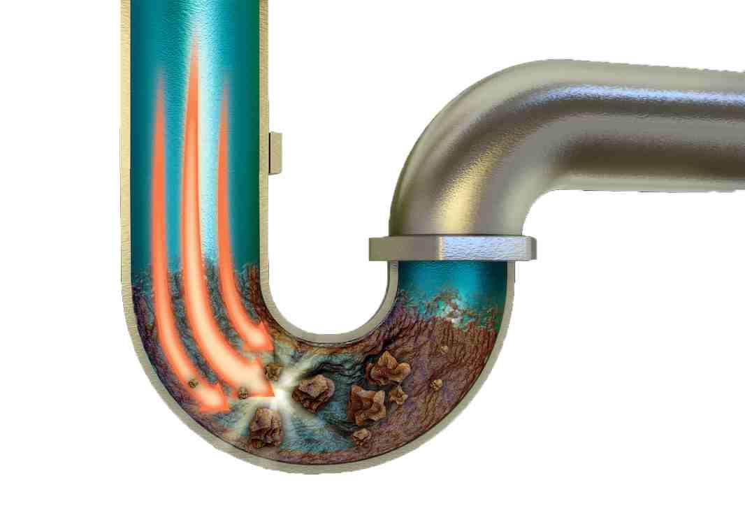Tắc đường ống thoát nước