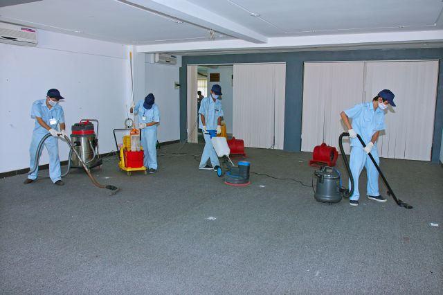 Công ty dọn dẹp nhà cửa trọn gói