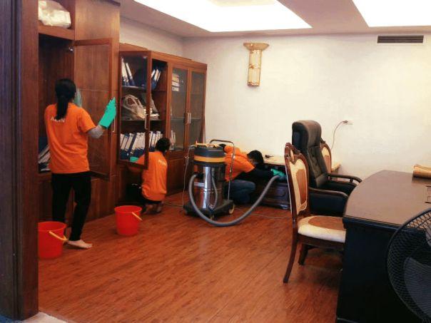 Dịch vụ vệ sinh nhà cửa tphcm