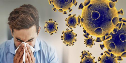 nguy cơ lây nhiễm virus corona