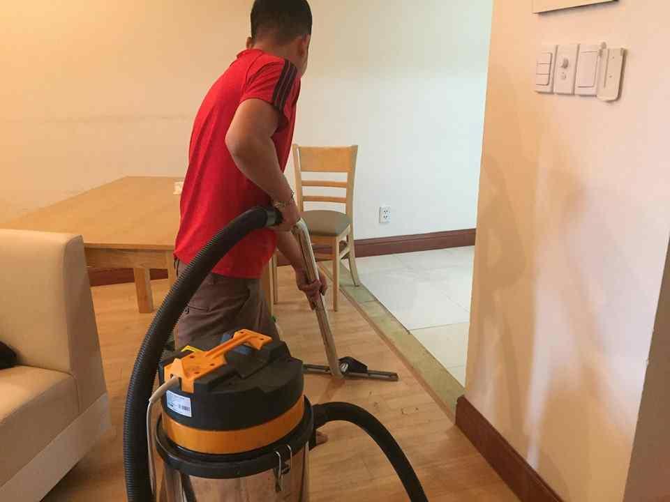 Dịch vụ dọn dẹp vệ sinh nhà ở trọn gói
