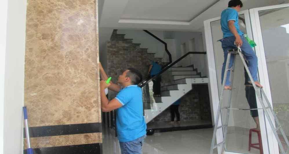 Dịch vụ dọn dẹp nhà cửa đón tết cuối năm