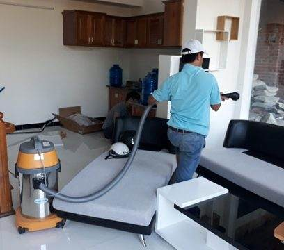 Dịch vụ vệ sinh nhà ở TpHCM
