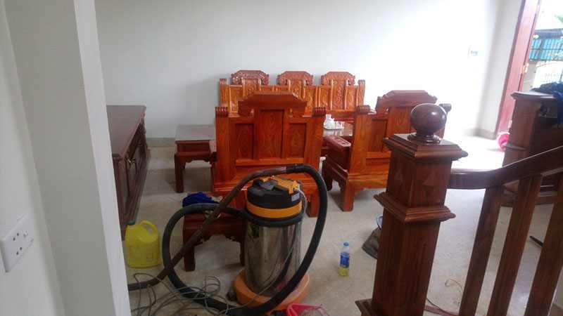 Dịch vụ dọn vệ sinh nhà trọn gói