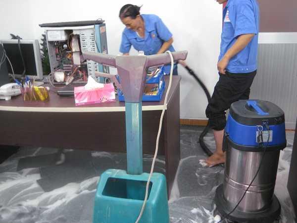 Dịch vụ tổng vệ sinh văn phòng uy tín nhất TpHCM