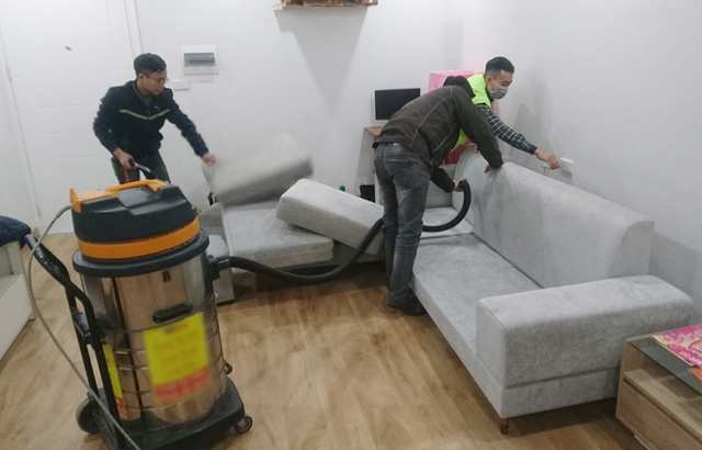 Dịch vụ vệ sinh huyện nhà bè uy tín