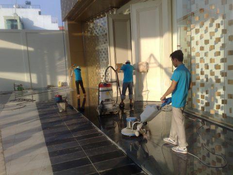 Dịch vụ vệ sinh nhà cửa TP. HCM