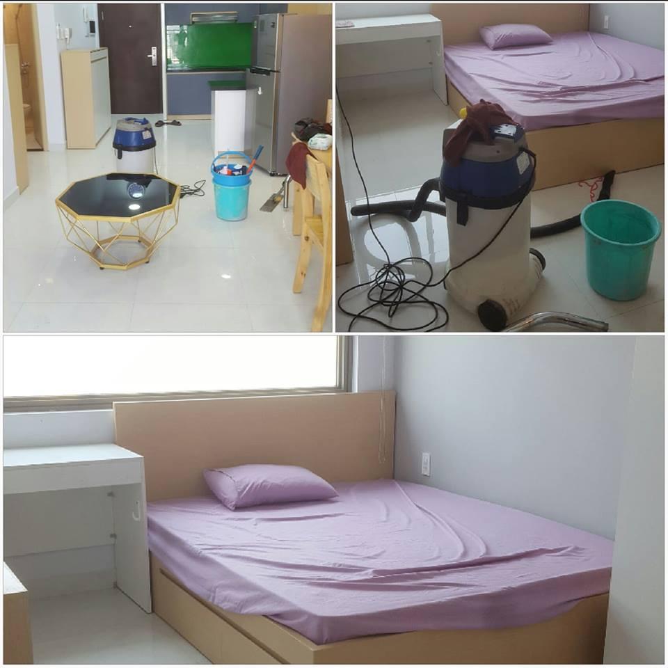 Dịch vụ vệ sinh nhà ở TP. HCM - vesinhnhao24h.vn