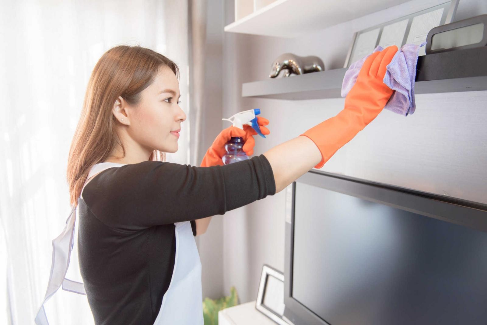 dịch vụ vệ sinh nhà ở TP. HCM giá siêu rẻ