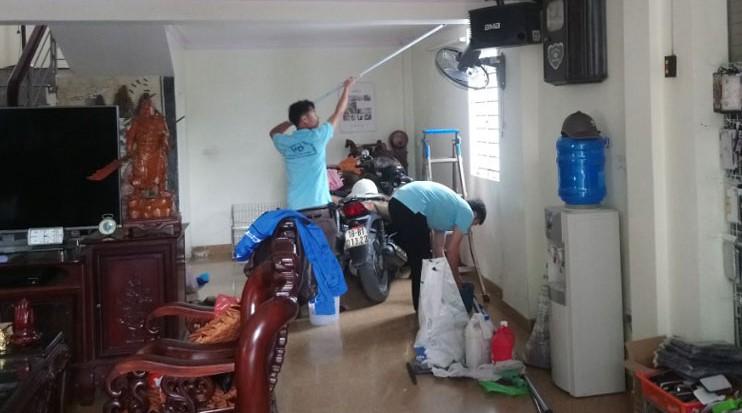 Dịch vụ vệ sinh nhà ở trọn gói TP. HCM