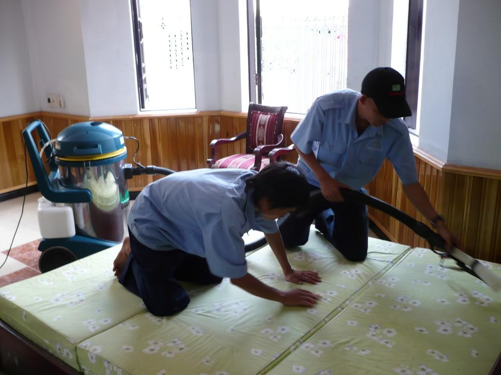 vệ sinh phòng ngủ - vesinhnhao24h.vn
