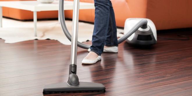 Quy trình vệ sinh sàn nhà