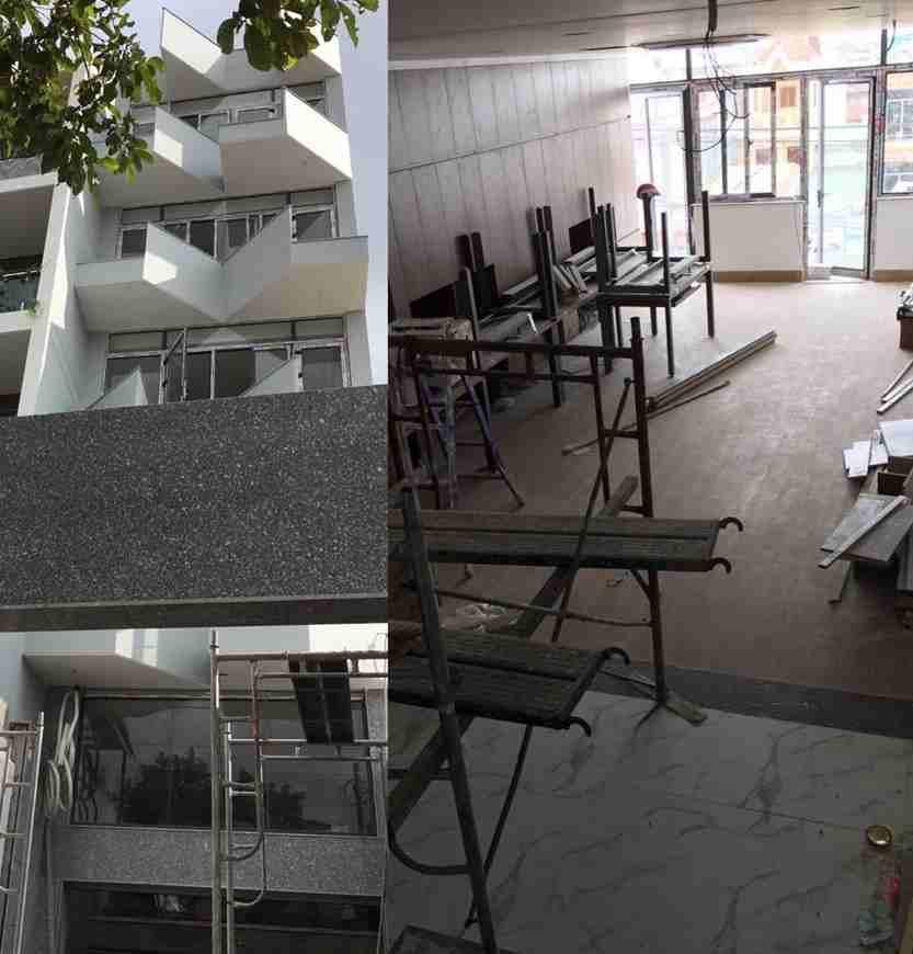 Dịch vụ vệ sinh sau xây dựng tại TpHCM