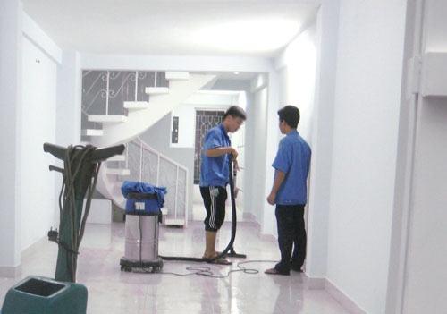 Dịch vụ dọn nhà cực sạch