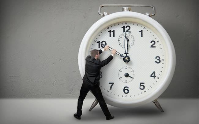 Khó khăn về thời gian