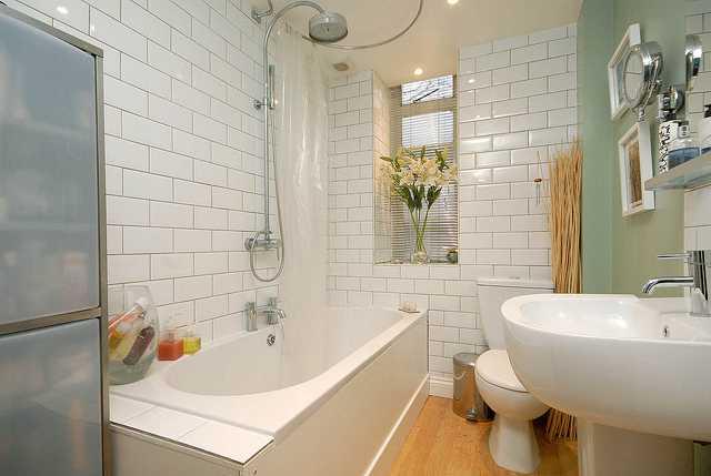 Mẹo vệ sinh nhà tắm