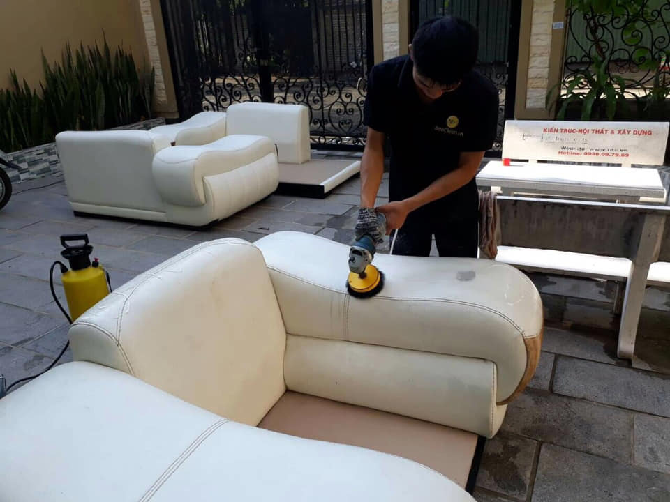 Dịch vụ tổng vệ sinh nhà cửa - giặt ghế shofa