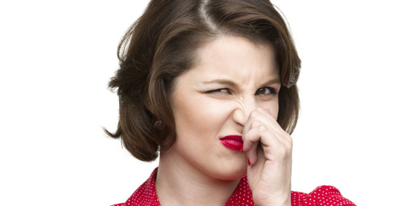 Mùi hôi khó chịu trong nhà