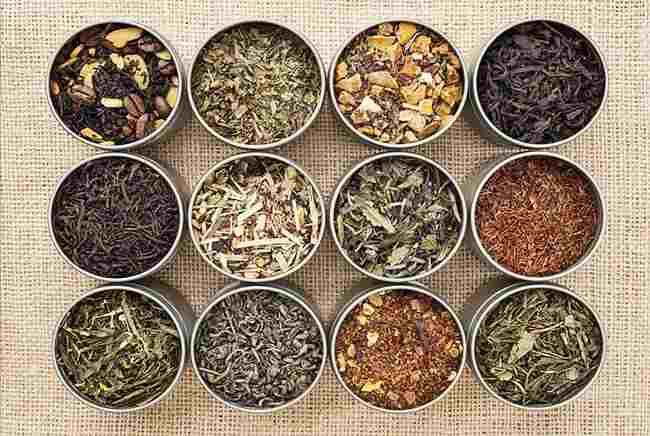 Sử dụng thảo dược khô để khử mùi
