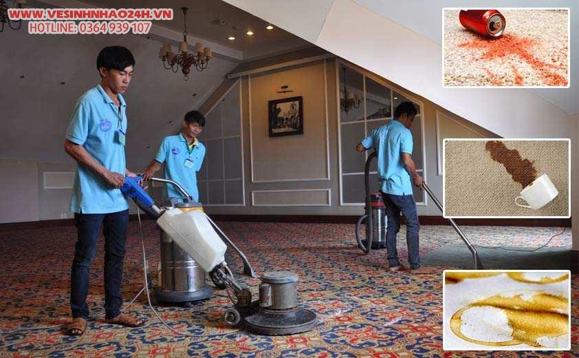 Công ty dọn dẹp nhà cửa - Uy Tín - Chuyên Nghiệp