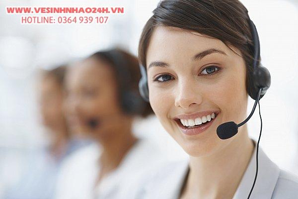 Tiếp nhận thông tin khách hàng