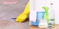 Tuyệt chiêu vệ sinh sàn nhà siêu sạch